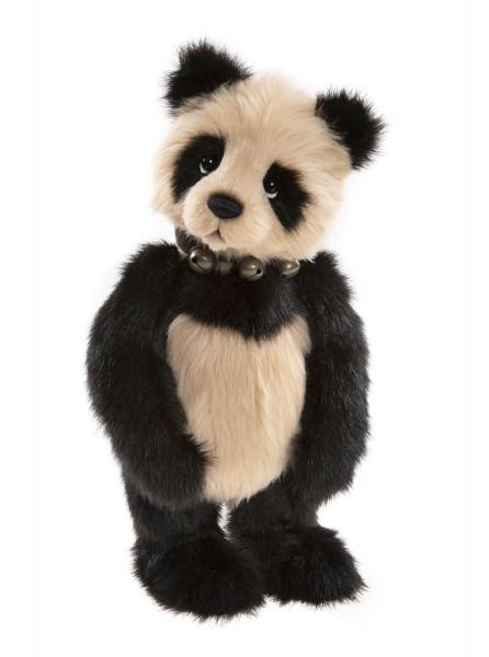 Charlie Bears Panda Lotus 38 cm mit Glockenkette