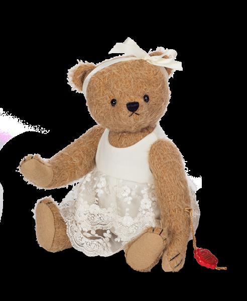 Teddy Hermann 119012 Teddybär Babette 28 cm