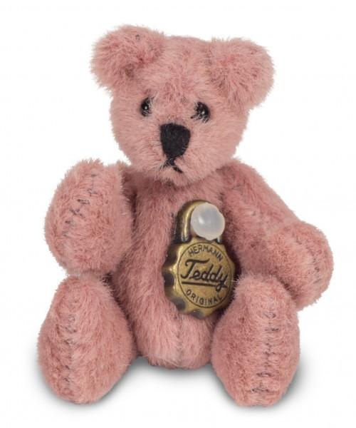 Teddy Hermann 154471 Teddy rosé 4 cm