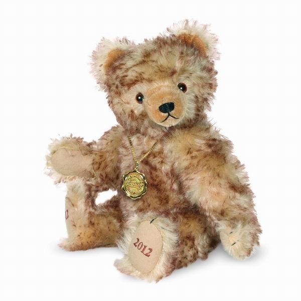 Teddy Hermann 146407 Teddybär 100 Jahre 30 cm Mohair limitiert