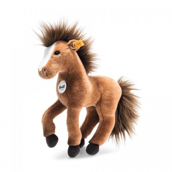 Steiff 122156 Chayenne Pferd 28 cm braun stehend