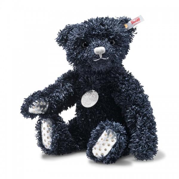 Steiff 007026 Teddybär After Midnight 32 cm Papier nachtblau