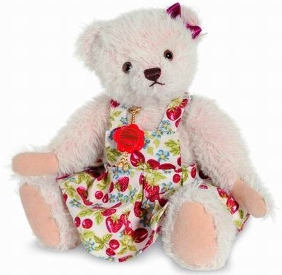 Teddy Hermann 117230 Teddybär Erna Mohair 19 cm limitiert