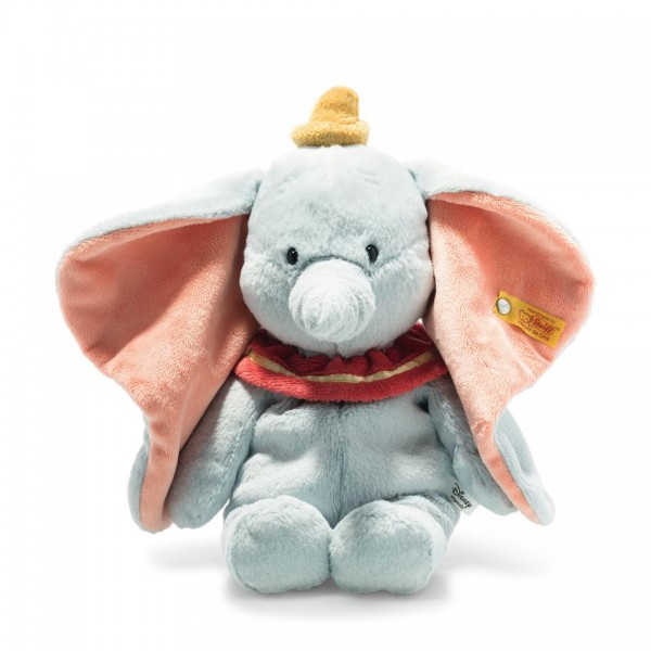 Steiff 024559 Soft Cuddly Friends Dumbo 30 cm hellblau
