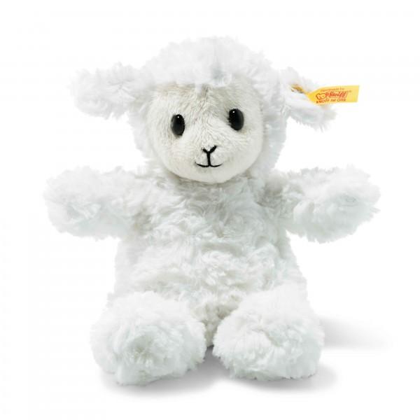 Steiff 073403 Soft Cuddly Friends Fuzzy Lamm 18 cm