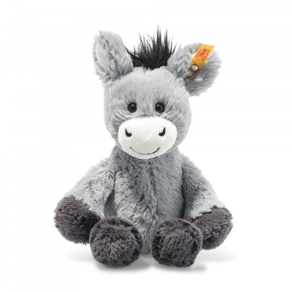 Steiff 073922 Soft Cuddly Friends Dinkie Esel 20 cm