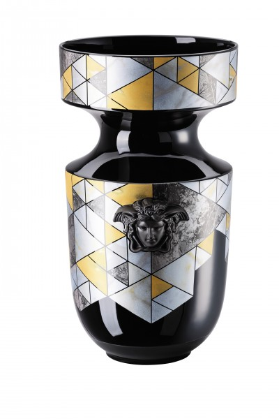Rosenthal Versace Nymph Vase 33 cm Marble Edition
