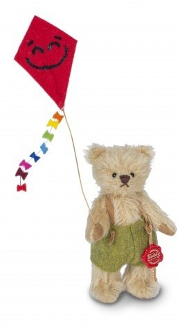 Teddy Hermann 117353 Teddybär Mabel 13 cm