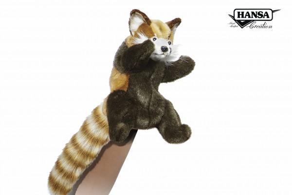 Hansa 4027 Red Panda Handpuppe 20 cm