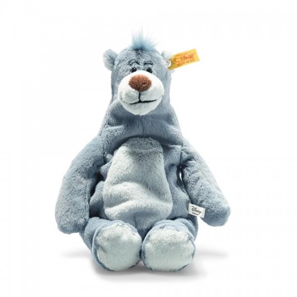 Steiff 024542 Soft Cuddly Friends Baloo 31 cm blaugrau