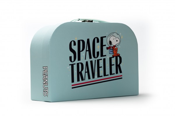 Peanuts Koffer Snoopy Space Traveler
