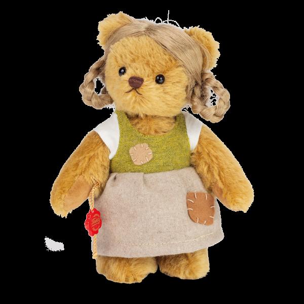 Teddy Hermann 118527 Teddybär Märchenbär Gretel 18 cm