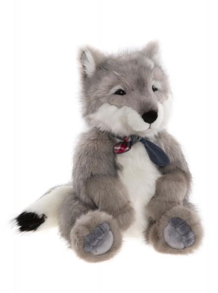 Charlie Bears Timberwolf 47 cm