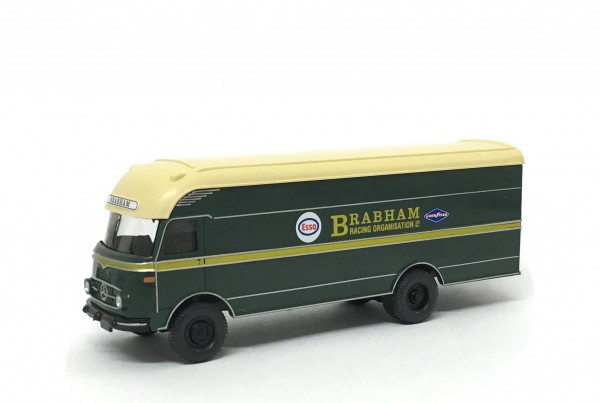 Wiking Mercedes-Benz LP 312 Pullman Brabham Racing