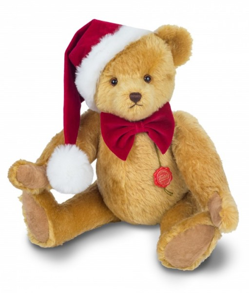 Teddy Hermann 148722 Teddybär Weihnachtsbär 54 cm
