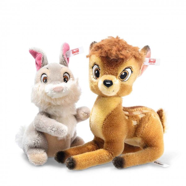 Steiff 683305 Disney Bambi und Klopfer