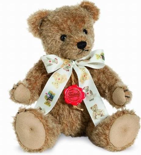 Teddy Hermann 170426 Teddybär Fabian Mohair 26 cm limitiert