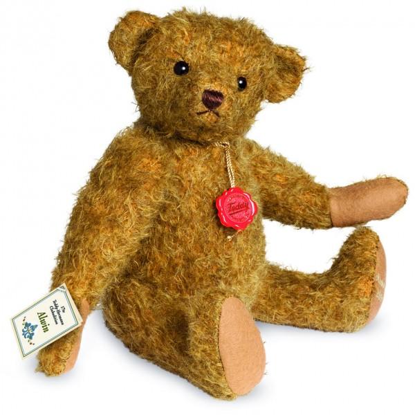 Teddy Hermann 167549 Clubedition Teddybär Alwin 30 cm mit Brummstimme