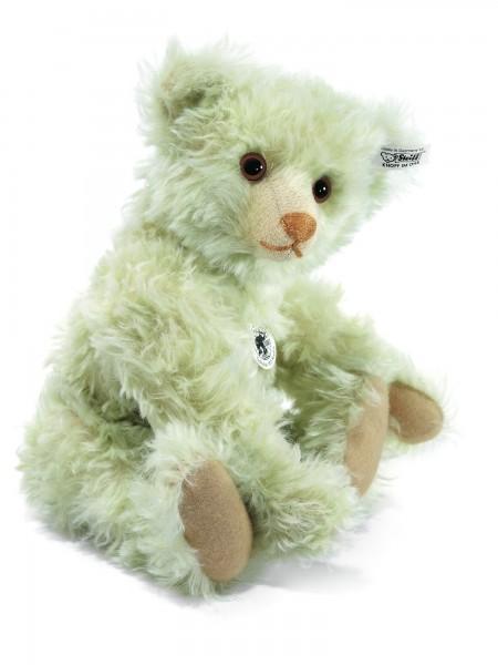 Steiff 408755 Teddybär 1925 Replica Mohair hellgrün 36 cm