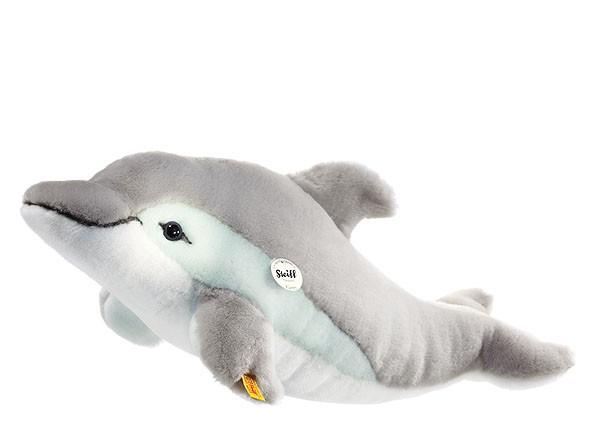 Steiff 063183 Cappy Delphin Delfin Webpelz 35 cm