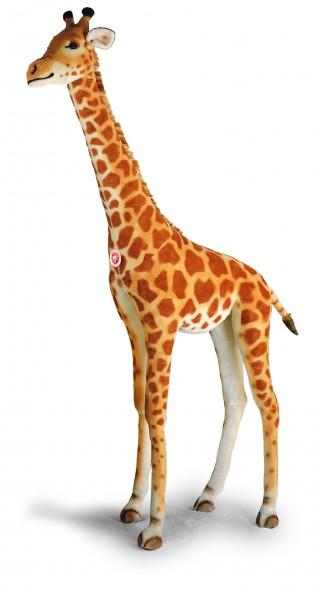 Steiff 502309 Studio Giraffe 255 cm Mohair Ausstellungsstück