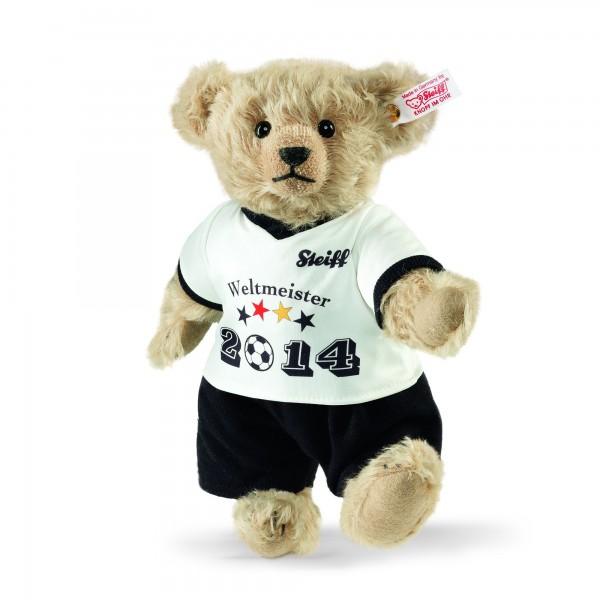 Steiff 674099 Fußball Weltmeister 2014 Teddybär 25 cm
