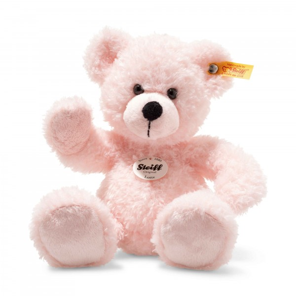 Steiff 113819 Lotte Teddybär rosa 28 cm
