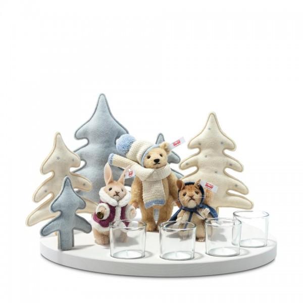Steiff 007163 Winter Wonderland Set