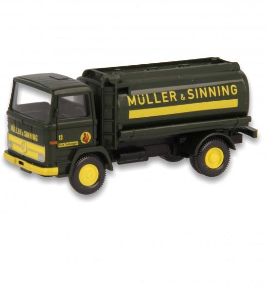 Wiking Mercedes-Benz LP 1317 Tankwagen Müller & Sinning