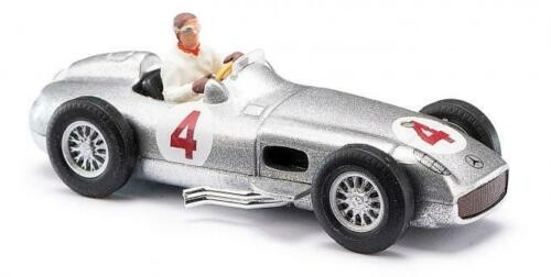 Busch 47002 Mercedes Silberpfeil W 196 Juan Manuel Fangio