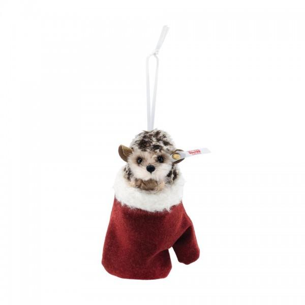 Steiff 007040 Igel im Handschuh Ornament 11 cm
