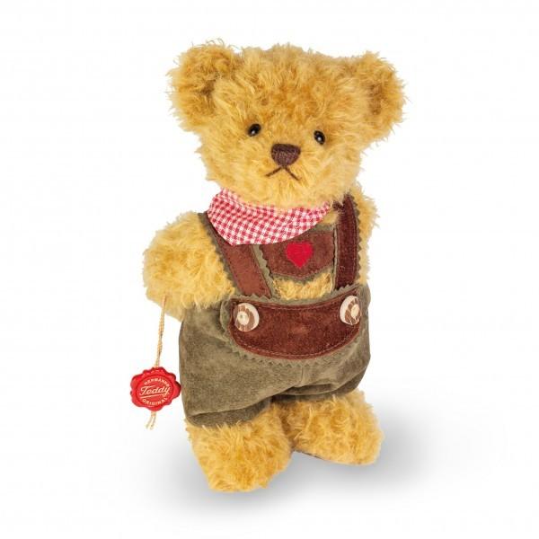 Teddy Hermann 172741 Oktoberfestbär 2019 - Edi Teddybär 26 cm