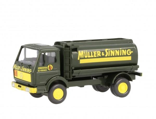 Wiking Mercedes-Benz NG 1417 Tankwagen Müller & Sinning