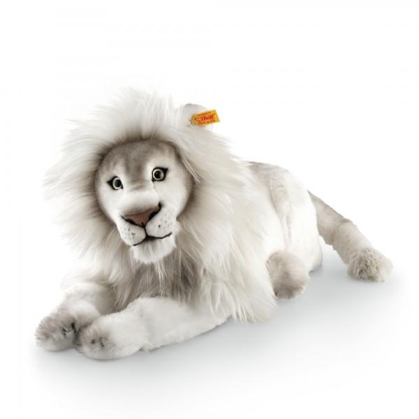 Steiff 065637 Timba Löwe weiß liegend 42 cm