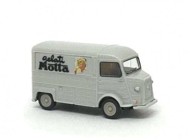 Wiking Citroën HY Verkaufswagen Gelati Motta