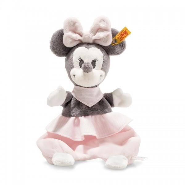 Steiff 290176 Disney Minnie Mouse Schmusetuch mit Knisterfolie 29 cm