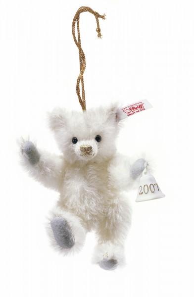 Steiff 676901 Lladró Teddybär Ornament 12 cm mit Glocke