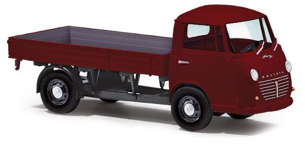 DreiKa Goliath Express 1100 Pritschenwagen rot