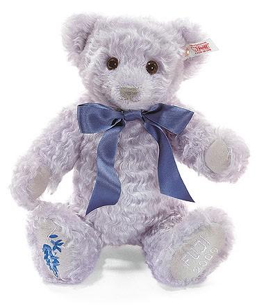Steiff 676963 Teddybär Fuji 2009 Mohair 30 cm Rarität