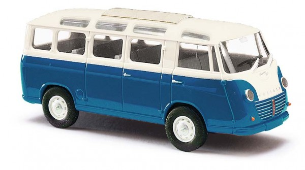 DreiKa Goliath Express 1100 Luxusbus blau/creme