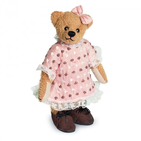 Teddy Hermann 150862 Teddybär Evelyn 16 cm