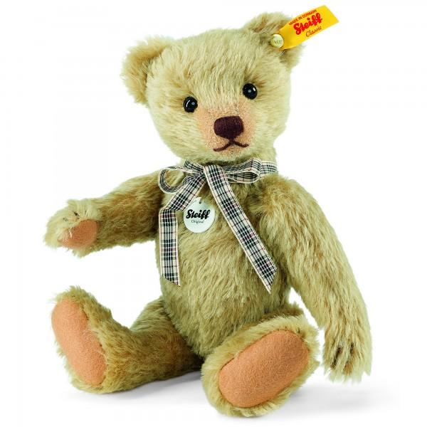 Steiff 000867 Classic Teddybär Mohair 25 cm