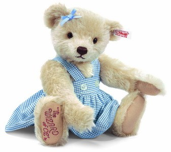 Steiff 681998 Dorothy, The Wizard of Oz Bear Mohair 29 cm USA