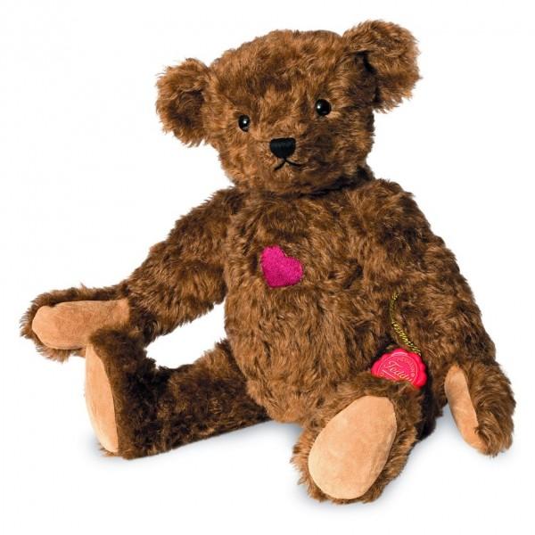 Teddy Hermann 164395 Nostalgiebär Roger Teddybär 39 cm