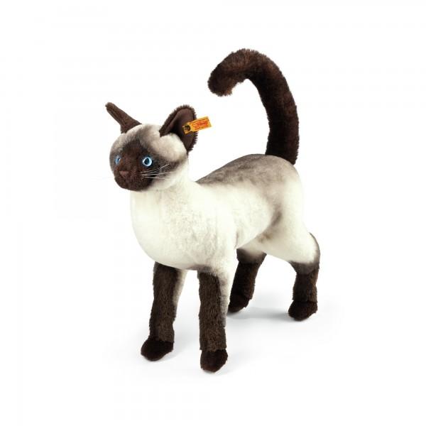Steiff 037498 Kiki Siamkatze Masterpiece Alpaca 35 Cm