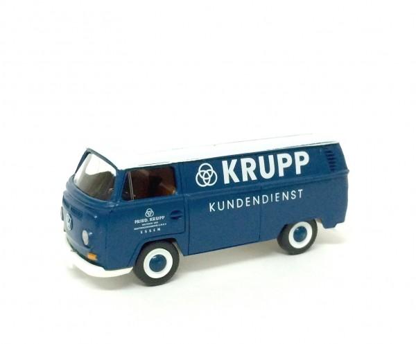 Wiking VW T2 Kastenwagen Krupp Kundendienst