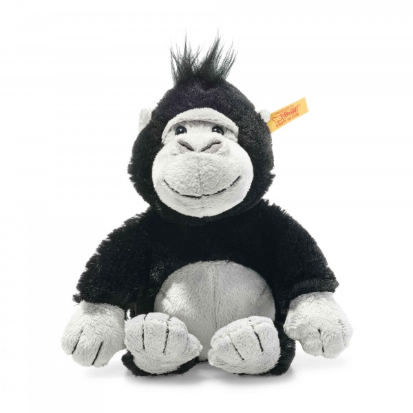 Steiff 069130 Soft Cuddly Friends Bongy Gorilla 20 cm