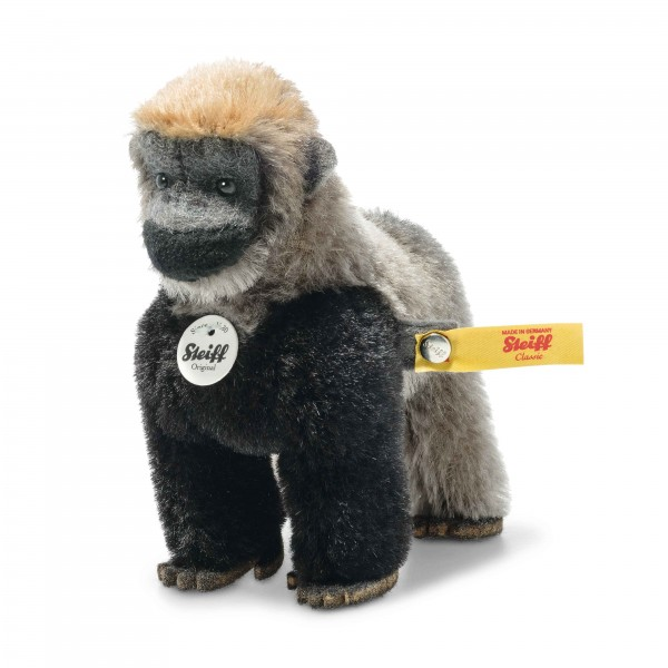 Steiff 033582 National Geographic Boogie Gorilla 11 cm in Geschenkbox