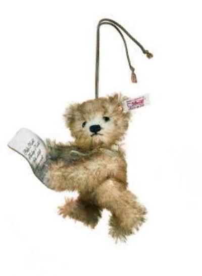Steiff 037603 Teddybär Ornament Sänger 10 cm
