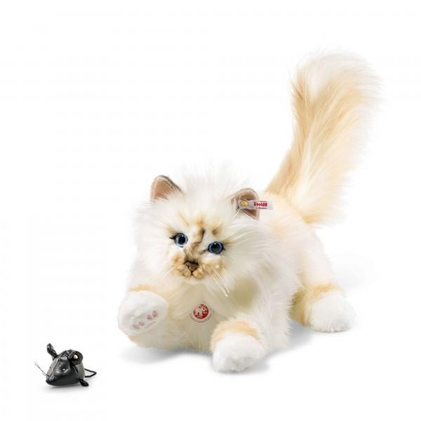 Steiff 356001 Katze Choupette 40 cm weiß